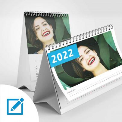 Tischkalender A5 2022 online erstellen