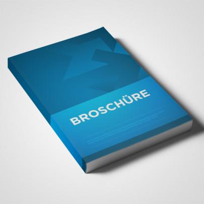 Broschüre mit Klebebindung (Softcover)