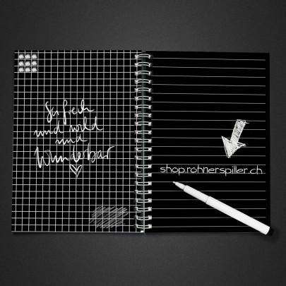 individuelles Notizbuch (P)