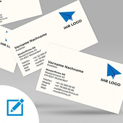 Visitenkarten Selber Gestalten Layoutvorlagen Produkte