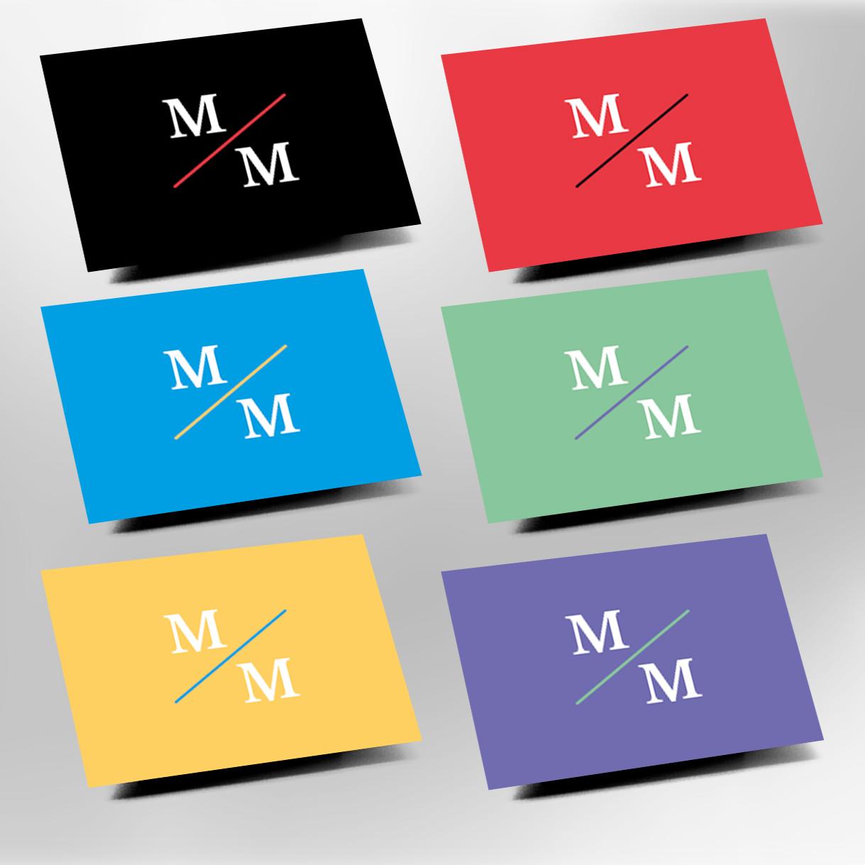 Visitenkarten Design Art